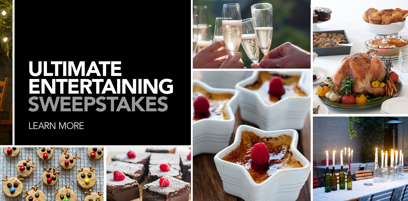 ULTIMATE ENTERTAINING SWEEPSTAKES