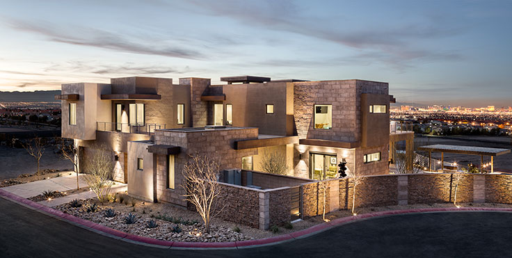 NAHB New American Home in Las Vegas